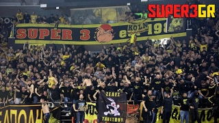 ARIS Vs Green Rabbits (Greek Cup Final 2017) | SUPER3 Official