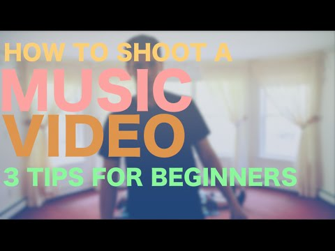 Music Video Production   3 Tips On Low Budget   Mobius Media  Solutions