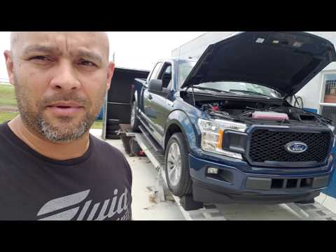 2018 F150 2.7 Ecoboost Goes On The Dyno And 2 Shelbys Get Auto Swapped