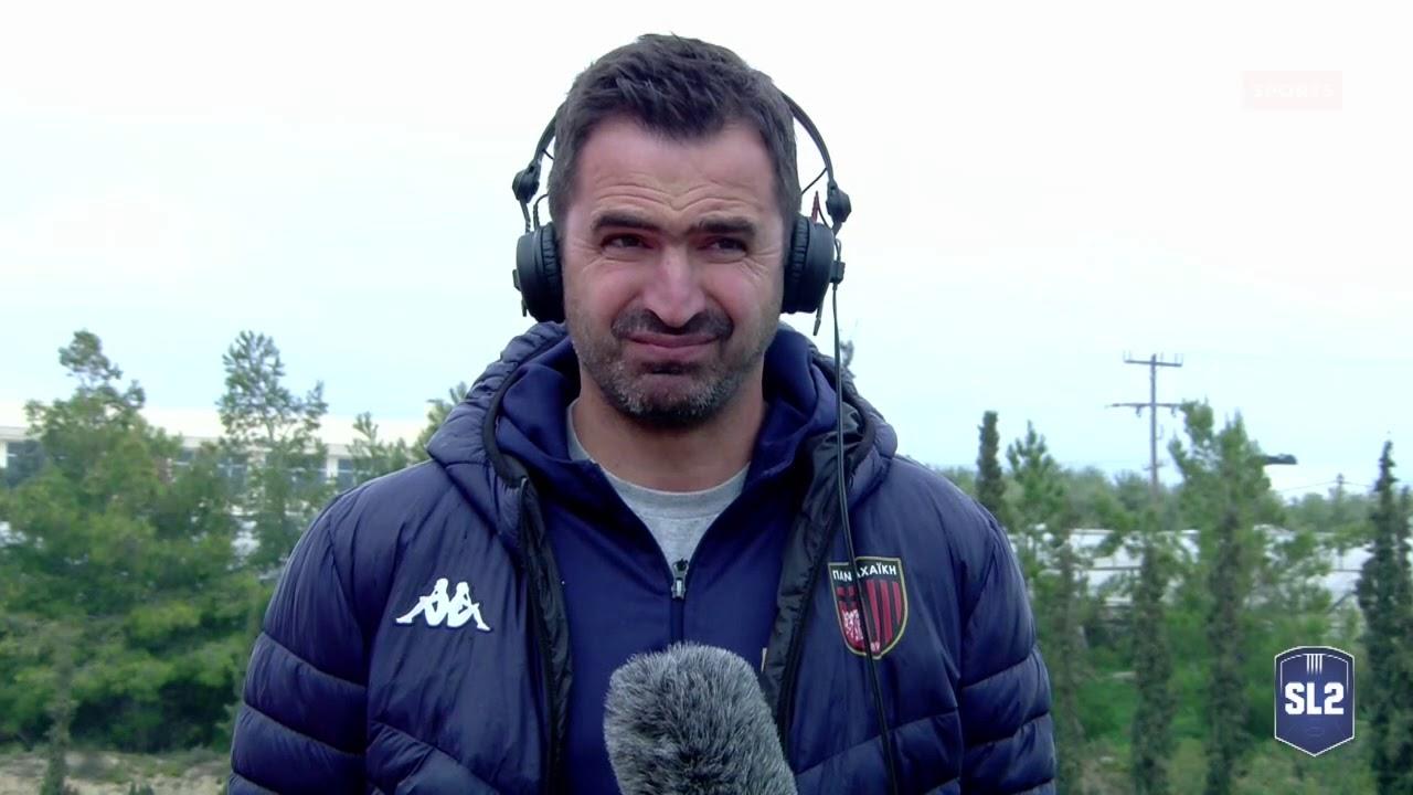 Χρ. Παρασκευόπουλος: Μετά το σημερινό, μόνος στόχος η εξάδα | 14/03/2021 | ΕΡΤ