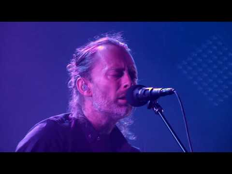Radiohead - No Surprises - Paris Zenith 2016
