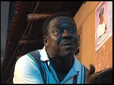 Mr Ibu & Son(Paw Paw) ... Papa Where are You Going - Nollywood Comedy Skits !