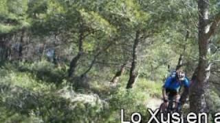 preview picture of video 'Nuevo sendero Marxa a Peu Borriol Tramo 3'