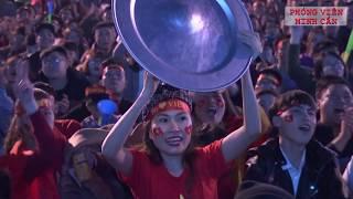 U22 Việt Nam vô địch Sea Games 30   Triệu người ĐI BÃO mừng chiến thắng.