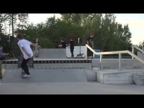 Ste-Marthe-sur-le-Lac | Stop 06 | Tournée Technical Skateboards 2014