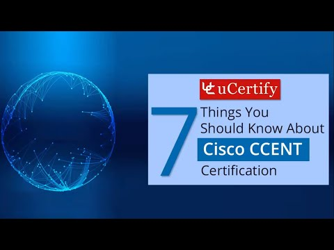 CCENT Certification - YouTube