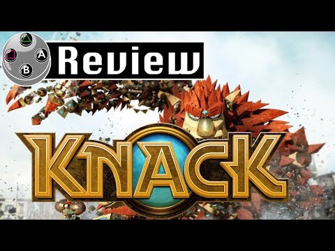 Knack Review - New low for 3D platformers video thumbnail