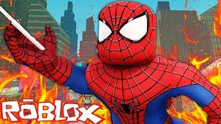 Becoming A Superhero In Roblox - Roblox How To Become A Superhero Minecraftvideostv