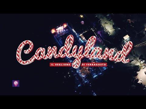 Candyland il Veglione di Ferragosto all'Acanto Beach Club