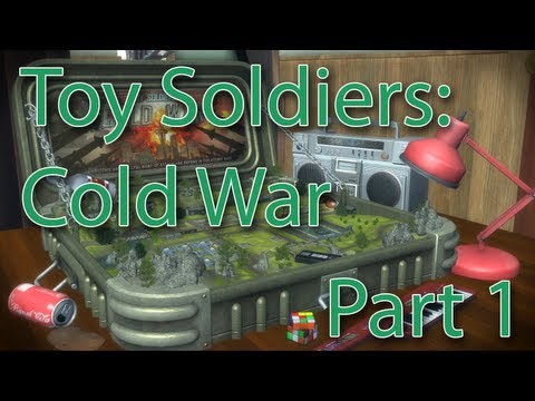 toy soldiers xbox 360 survival mode