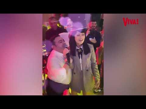 """Irina Rimes și Adrian Minune cântă împreună """"De-ai fi tu salcie la mal"""""""