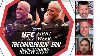 UFC 262 Review Show: Charles Oliveira is the new Lightweight King!   Fight Week with Michael Bisping