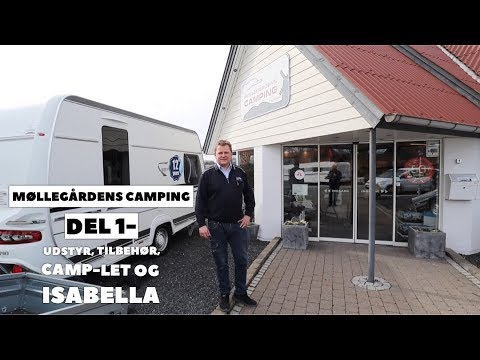 Møllegårdens Camping - del 1