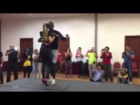 Tomas Keita & Filipa Castanhas INTERNATIONAL KIZOMBA OPEN 2014