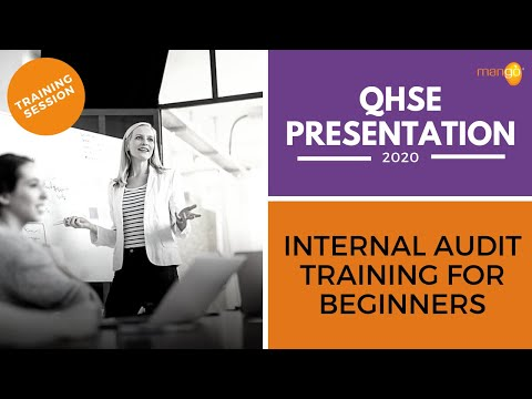 How to Conduct Internal Audits - Online Training Session - YouTube