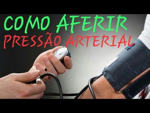 Por regras pressão arterial medida