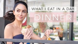 What I Eat - Dinner | Dr Mona Vand