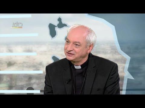 Mgr Laurent Le Boulc'h - diocèse de Coutances et Avranches