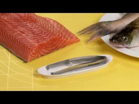 К-т за почистване на риба Tescoma Presto