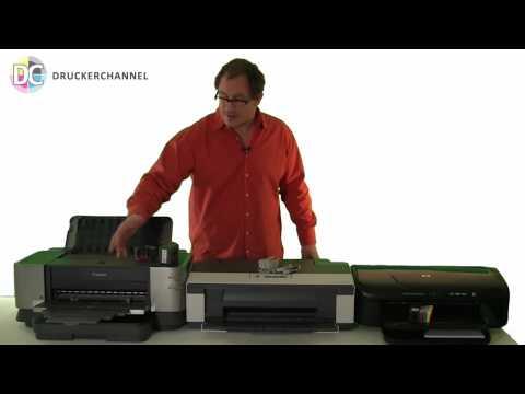 Vergleichstest A3-Tintendrucker (www.druckerchannel.de)