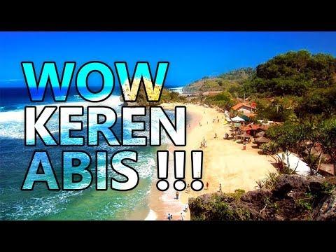 PANTAI INDRAYANTI YOGYAKARTA - Keren Abis !!!