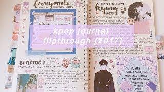 🌻 completed kpop journal flip through #2 - Самые лучшие видео