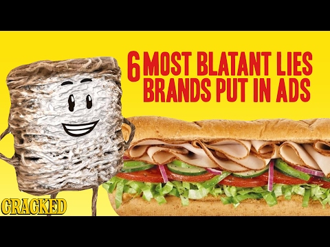 6 Most Blatant Lies Brands Put In Ads