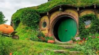 The Most Beautiful Magical Hobbit Houses