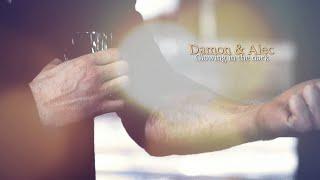 Damon & Alec I CROSSOVER I Glowing in the dark