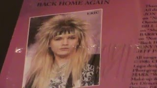 Cinderella  / Back Home Again *( Actual Picture Disk Play !