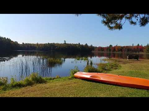 Video Of Otter Lake Campground, MI