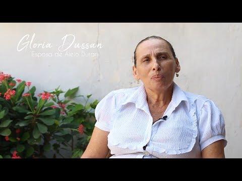 Gloria Dussán, Esposa De Alejandro... Alejandro Durán