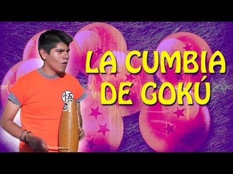 La Cumbia de Gokú - Los Weyes Que Tocan ft. Cañada de la Cumbia | QueParió!