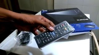 sony bluray player BDP S4200 UNBOXING with full review