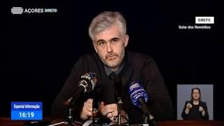 27/03: Ponto de Situação da Autoridade de Saúde Regional sobre Coronavírus nos Açores