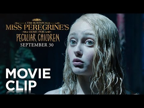 Miss Peregrine's Home for Peculiar Children (Clip 'Secret Hideout')