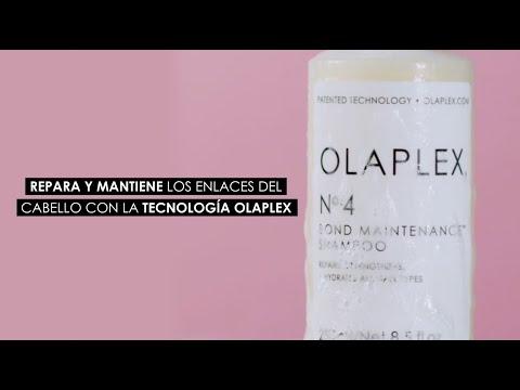 Olaplex Nº4 y Nº5