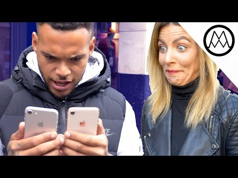 iPhone 8 vs iPhone 7 - Can people ACTUALLY tell the Difference?
