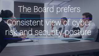 Reporting Cyber Risk and Security to the Board