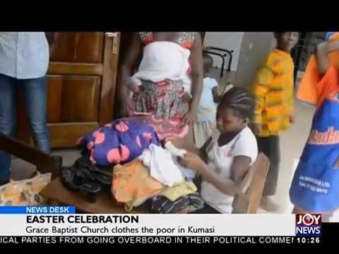 Easter Celebration - News Desk on JoyNews (2-4-18)