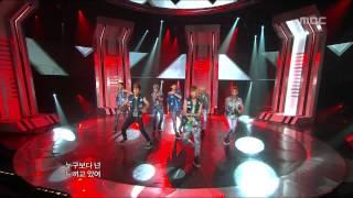 A JAX   Hot Game, 에이젝스   핫 게임, Music Core 20120714