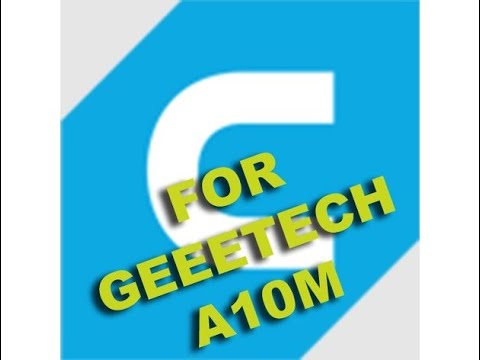 Geeetech A10M Cura Profile by jdharris - Thingiverse