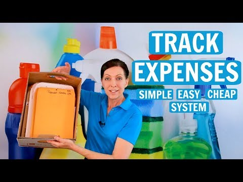 , title : 'How to Track Business Expenses for Your Cleaning Company