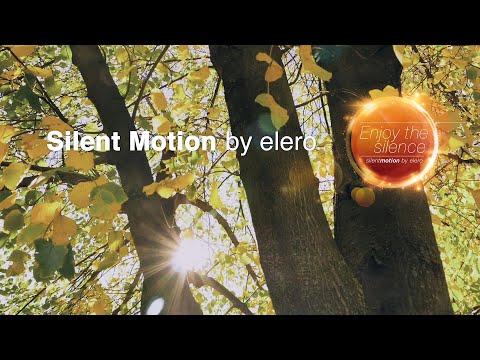 Die superleisen Motion-Antriebe von elero