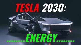 TESLA 2030: The Battery Energy Storage Decade
