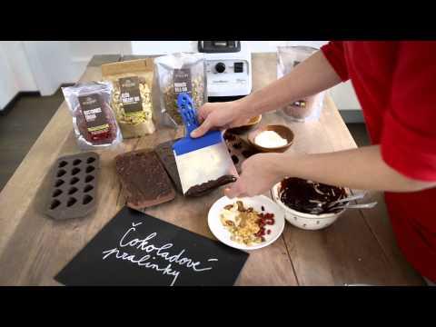 Video v článku Čokoládové raw pralinky s překvapením