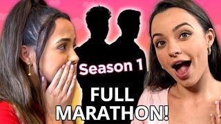 FULL Twin My Heart Season 1 w/ the Merrell Twins MARATHON | Cute / Cringe moments!