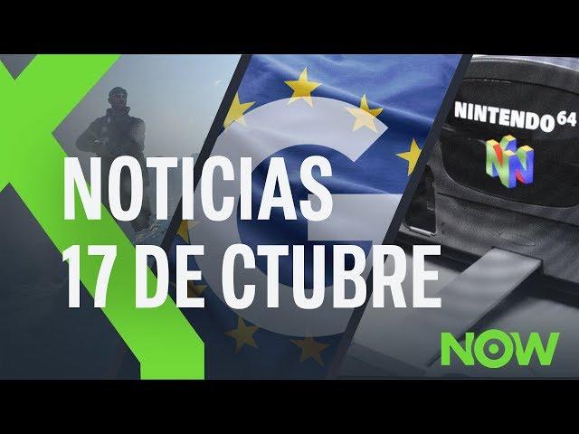 GOOGLE COBRARÁ por sus APPS, nuevo trailer de BATTLEFIELD y ¿nueva consola de NINTENDO? | XTK Now!