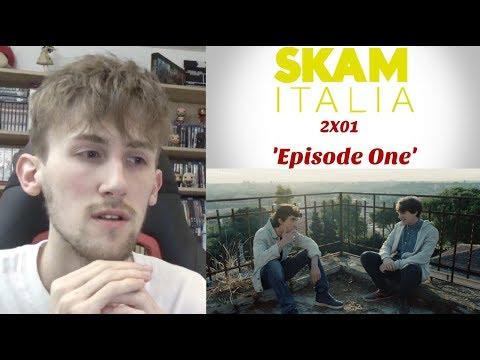 SKAM Italia Season 2 Episode 1 (PREMIERE) Reaction