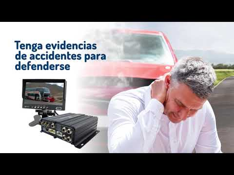 Grabadora de Vídeo Digital Móvil MDVR